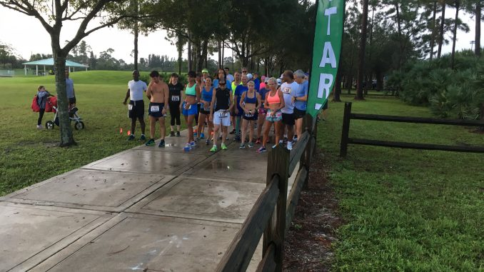 Kijana 5K at Greenacres Freedom Park
