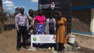 Nairobi Water Tanks